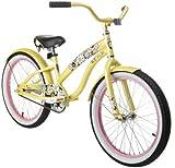 Diamondback Miz Della Cruz Girls' Cruiser (20-Inch Wheels)