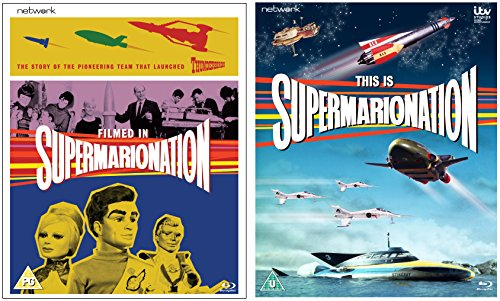 Filmed in Supermarionation / This is Supermarionation - 2-Disc Set [ Blu-Ray, Reg.A/B/C Import - United Kingdom ]