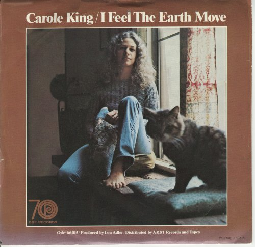 Click here to buy It's Too Late I Feel the Earth Move by Carole King.