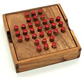 Wooden Solitaire