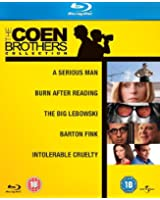 The Coen Brothers Collection [Blu-ray] [1998] [Region Free]
