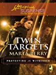 Twin Targets (Love Inspired Suspense)