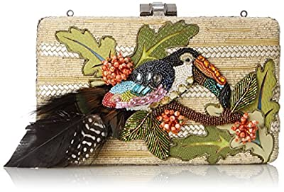 Mary Frances Toucan Play Clutch