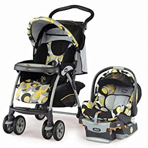 Chicco Cortina Keyfit 30 Travel System, Miro (Discontinued by Manufacturer)