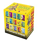Roald Dahl Roald Dahl 15 Book Box Set (Box set) Includes Matilda, Witches, The Twits, Fantastic Mr Fox, Charlie & the Chocolate Factory, Georges Marvellous Medicine, The BFG, Danny the Champion of the World