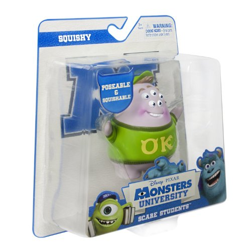 Monsters University - Scare Students - Squishy - 1