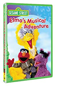 Sesame Street Presents Elmo's Musical Adventures - Peter & The Wolf by Sesame Street