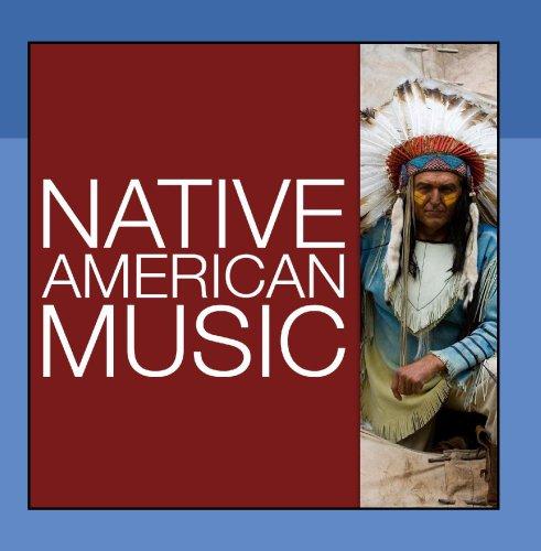Original album cover of Native American Music by Native American Music