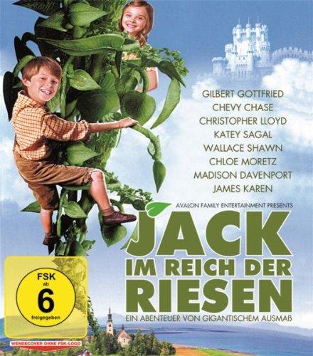 Jack im Reich der Riesen [Blu-ray]