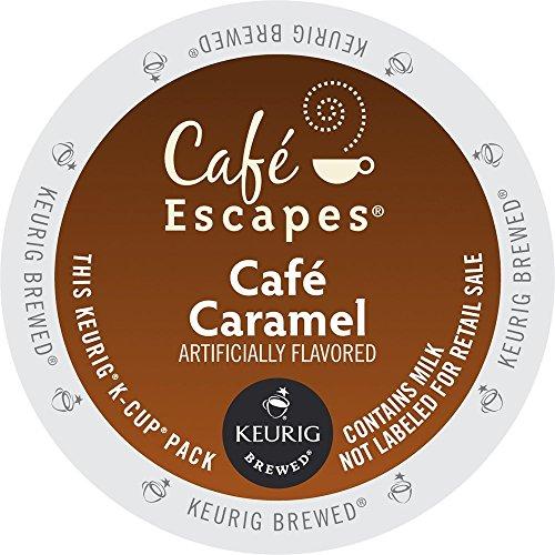 Keurig K Cups Cafe Escapes front-639596