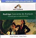 ANGEL ROMERO RODRIGO Concierto de Aranjuez