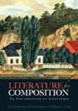 img - for Literature for Composition: An Introduction to Literature (10th Edition) book / textbook / text book