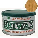 ブライワックス[BRIWAX]トルエンフリー(ラスティックパイン色)370ml
