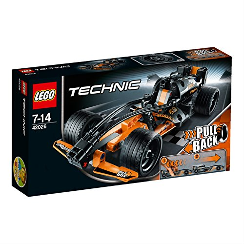 LEGO Technic 42026 - Black Champion
