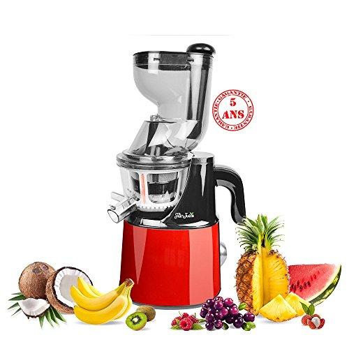 Extracteur de jus garantie 5 0641243994710 cuisine for Extracteur de cuisine