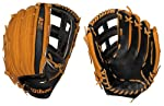 Wilson WTA2K0BB31799 A2K Pro Stock 12 3/4 inch Outfielder Baseball Glove