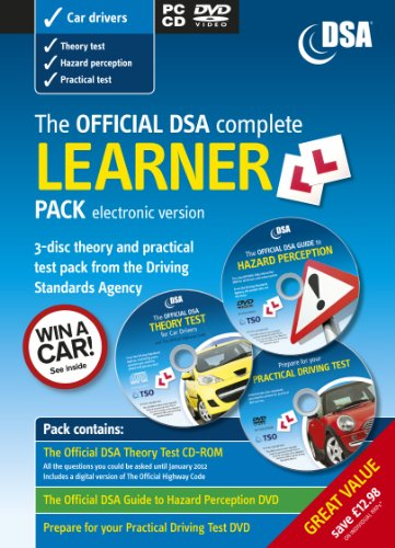The Official DSA Complete Learner Driver Pack - electronic (2011 edition)
