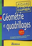 G�ometrie et Quadrillages, cycle 3 (F...