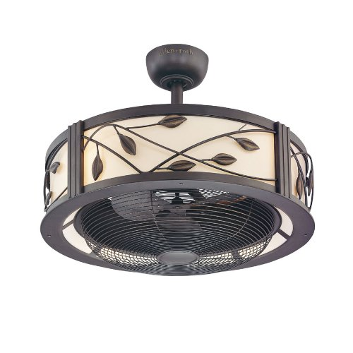 Christopher Carroll: Allen Roth 23 in Eastview Aged Bronze Ceiling Fan ...