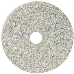 RENOWN REN02093 Natural White Burnish Pad 20\
