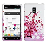 MYBAT Spring Flowers Phone Protector Cover for LG P769 (Optimus L9)