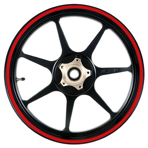 16 to 19 inch Motorcycle, Scooter, Car & Truck Wheel Rim Stripes