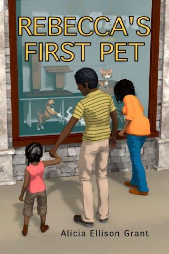 Book: Rebecca's First Pet by Alicia Ellison Grant