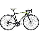 メリダ(MERIDA) ロードバイク SCULTURA 700 マットブラック/グリーン AMS07507 50cm