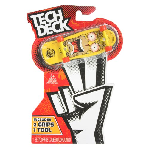 TECH DECK (Tech Deck) 96mm / SANTA CRUZ / Simpsons Homer Face (japan import) by Spin Master
