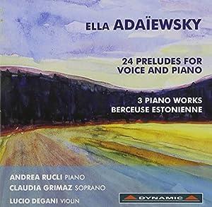 24 Preludes for Voice & Piano