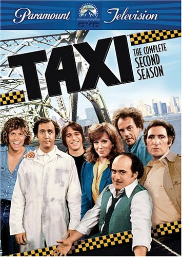 Taxi: Complete Second Season [DVD] [Import]