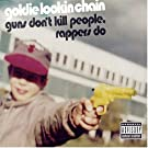 Guns Don't Kill, Rappers Do [2 Track CD]