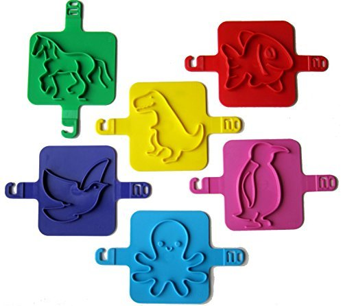 red-rooster-toy-company-beach-stamps-animals-shapes-set-of-6-by-new-metro-design