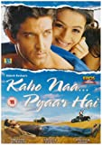 Kaho Naa Pyaar Hai Bollywood DVD (With English Subtitles)