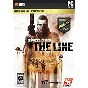 Spec Ops The Line Premium Edition PC Video Game