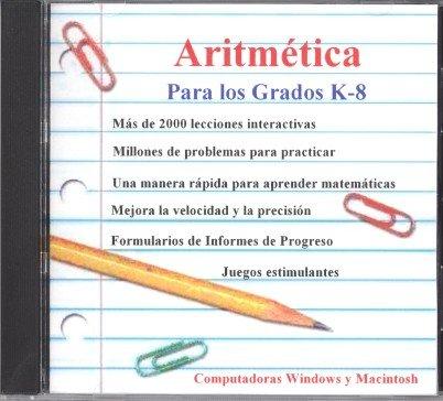 Aritmética Para Grados K-8