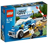 LEGO City Patrol Car 4436 4436