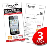  Apple iPhone 4 / iPhone 4S Screen Protector ...