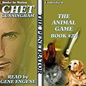 The Animal Game: Penetrator, Book 27 | Chet Cunningham