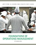 img - for Foundations of Operations Management, Third Canadian Edition with MyOMLab (3rd Edition) book / textbook / text book
