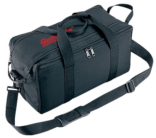 GunMate Range Bag with Removable Hook and Loop Dividers (Lockable Range Bag compare prices)