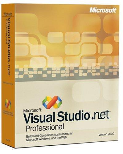 Microsoft Visual Studio .NET Professional 2002