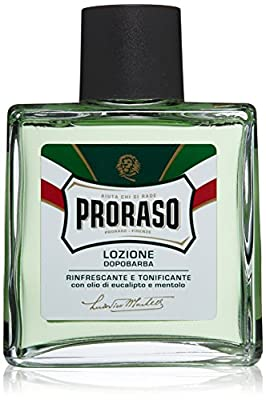 Proraso After Shave Lotion, Refreshing and Toning, 3.4 fl oz (100 ml)