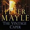 The Vintage Caper Audiobook by Peter Mayle Narrated by Lorelei King