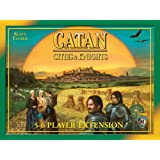 Catan: Cities and Knights 5-6 Player Extension ~ MayFair Games