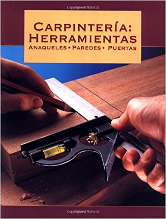 Carpintería: Herramientas - Anaqueles - Paredes - Puertas