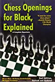 Chess Openings for Black Explained: A Complete Repertoire