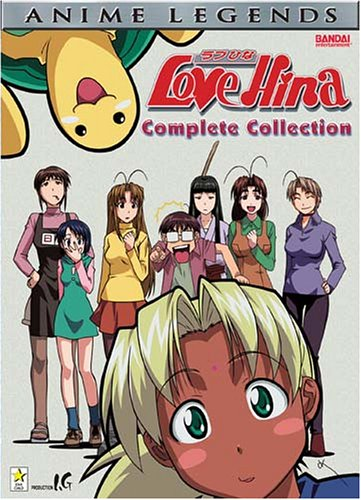 Love Hina: Anime Legends Complete Collection [DVD] [Region 1] [US Import] [NTSC]