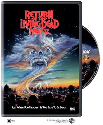 Cover art for  Return of the Living Dead Part II