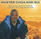 Meditation über zwei Herzen und Selbst-Heilungs-Meditation. CD title=